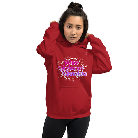 Miss Workout Warrior Hoodie