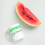 Cup of Happiness…. An Epic Cheat Day!