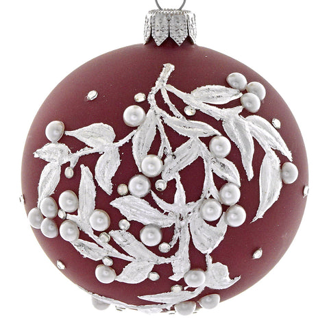 Mistletoe bauble