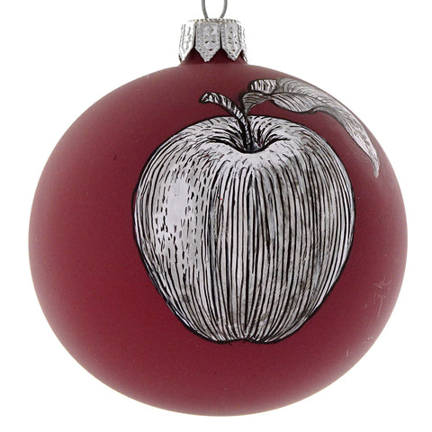 Apple bauble