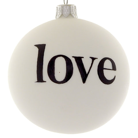 Love bauble