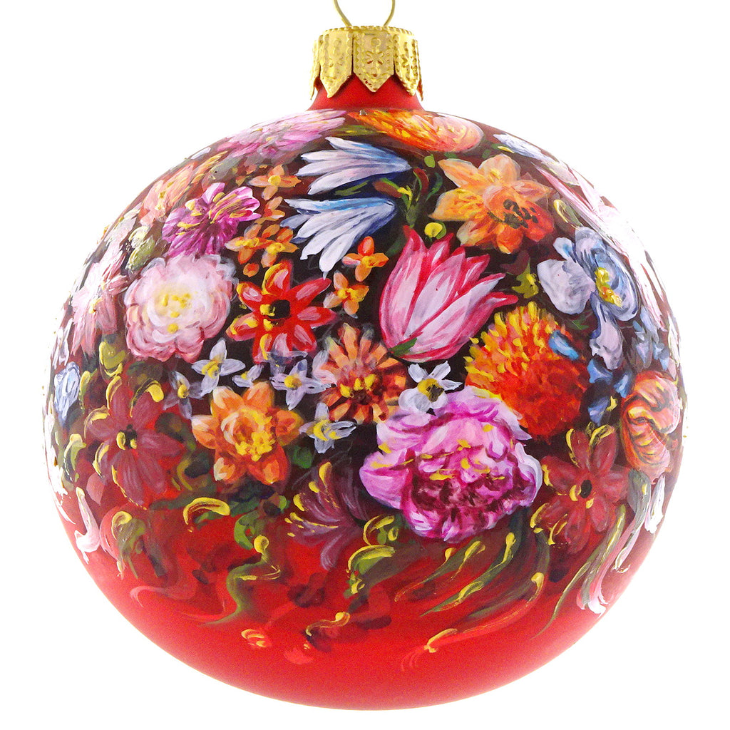 Full bloom bauble 11