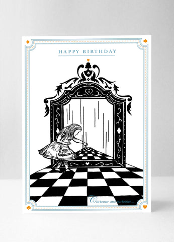 Alice and the Looking Glass - Birthday