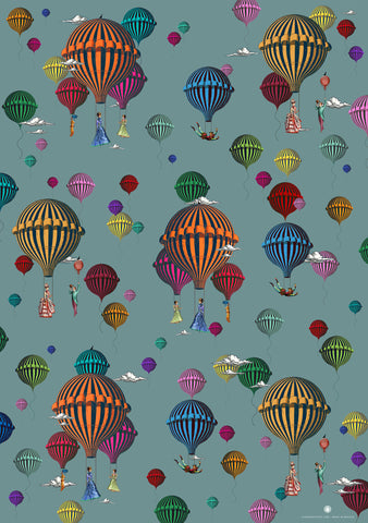 The Hot Air Balloons