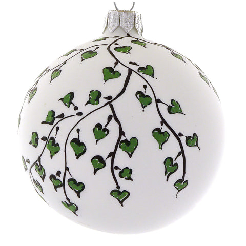 Ivy bauble