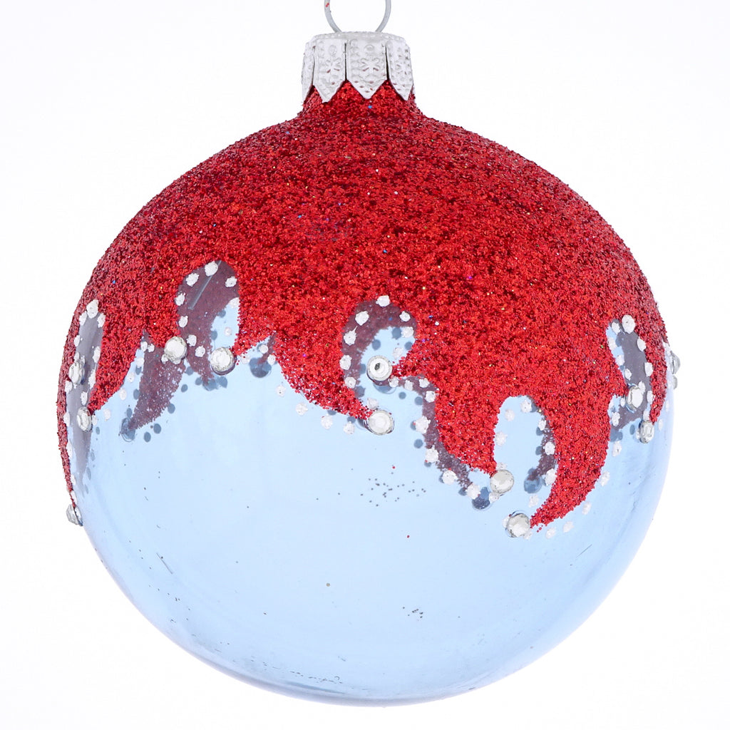 Red Cowboy bauble