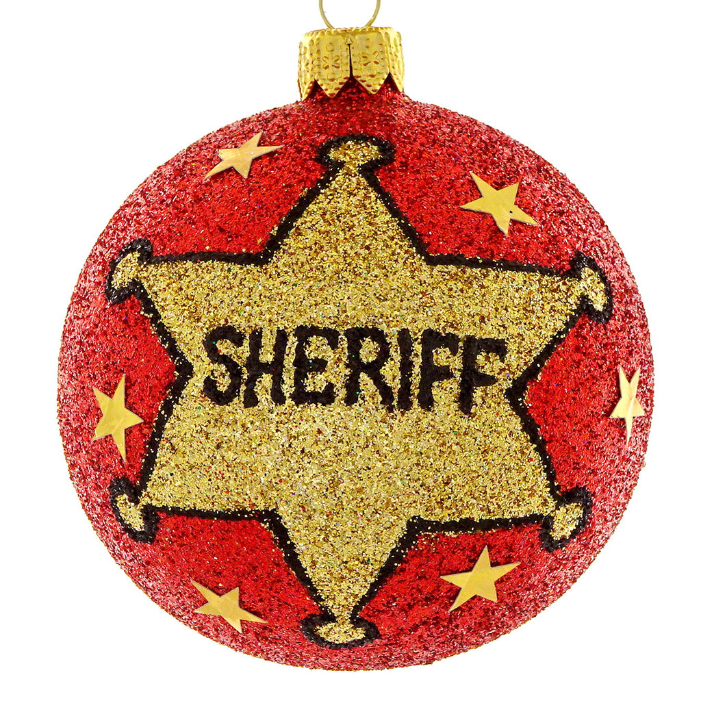 Sheriff bauble