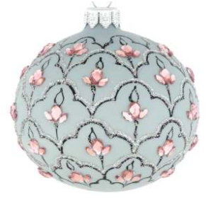 Jaipur bauble - Blue