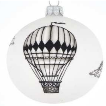 Hot Air Balloon bauble