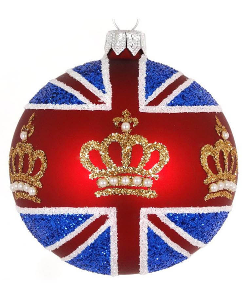 London bauble (Crown)