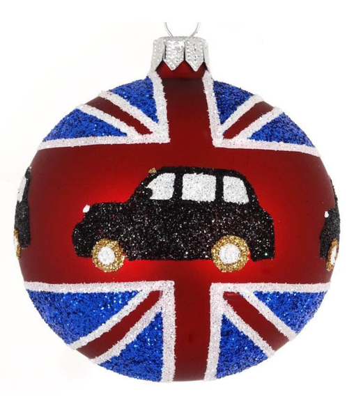 London bauble (Black Cab)