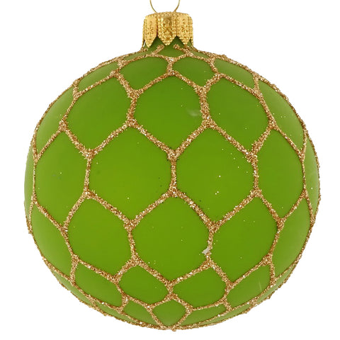 Cocktail bauble (green)
