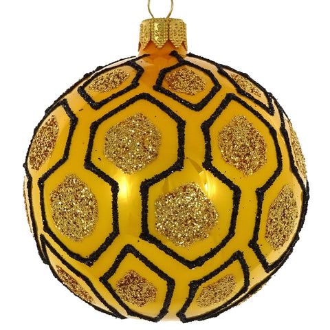 Cocktail bauble (yellow)