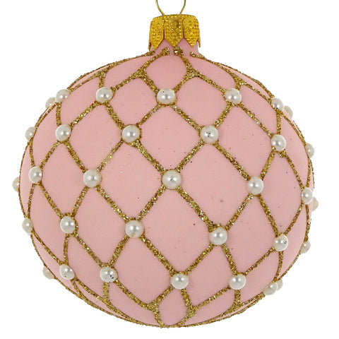 Classic bauble (pink)
