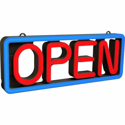 LED Multi-Color Business Open Sign