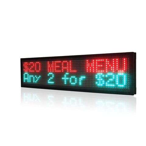 Pro-Lite Banner-Lite Message Sign