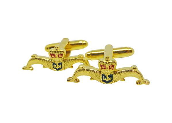 National Museum Of The Royal Navy Cufflinks