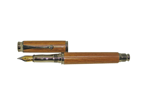 HMS Victory Polished Fountain Pen
