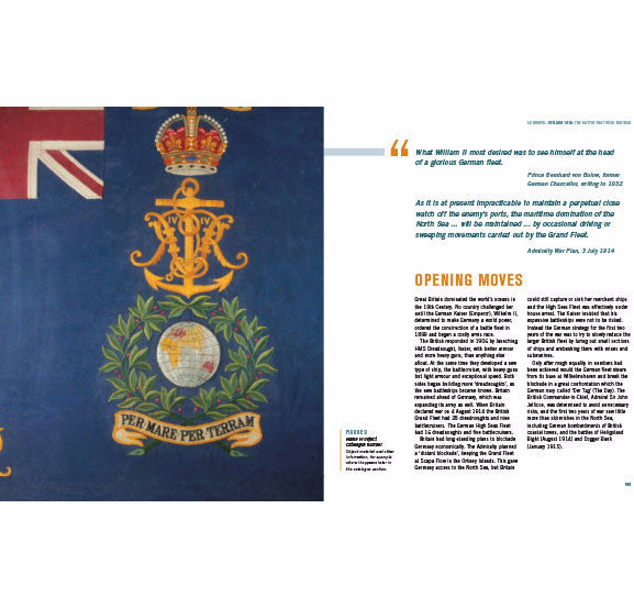 Jutland Exhibition Publication - NMRN - 2