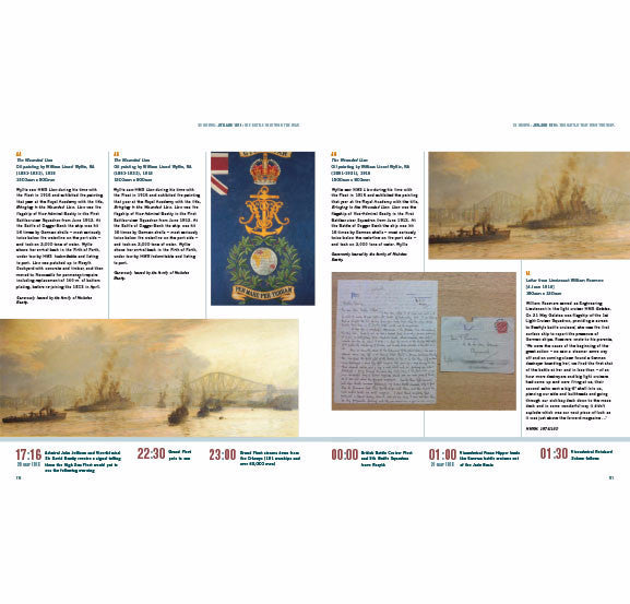 Jutland Exhibition Publication - NMRN - 4