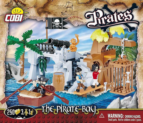 Pirate Bay Model Kit