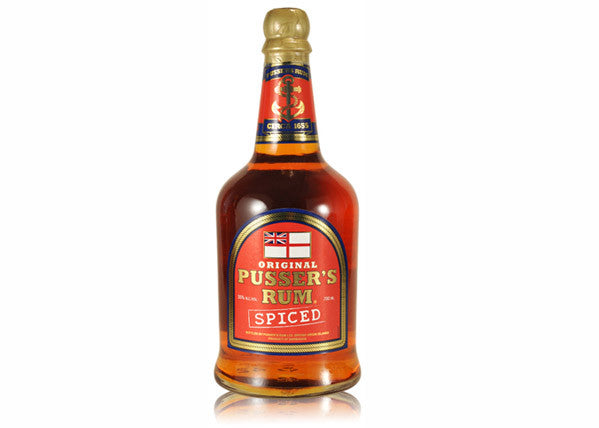 Spiced Pusser's Rum - NMRN
