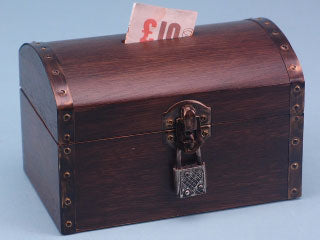 Treasure Chest Money Box