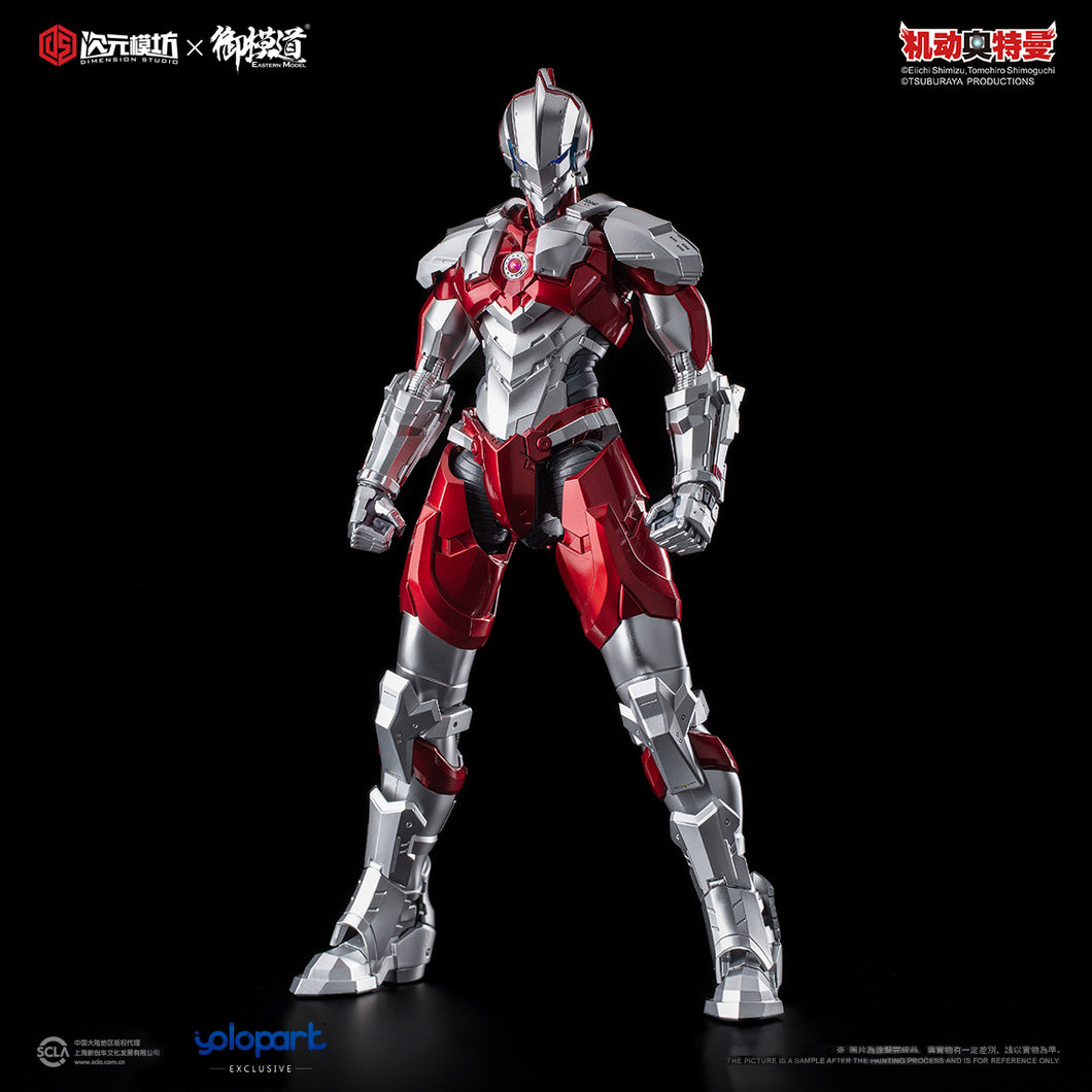 1/6 Scale Ultraman Shinjiro (Action Figure)