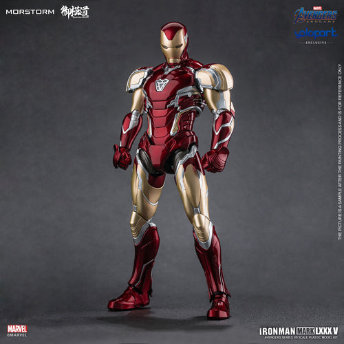 1/9 Scale Iron Man MK85 (Painted PLAMO)- Deluxe Version