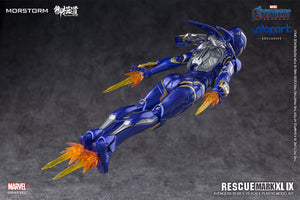 1/9 Scale Iron Rescue Mark 49 (Painted PLAMO) Deluxe Version