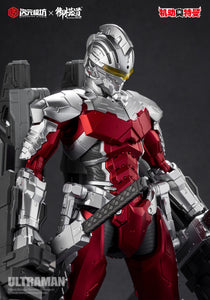 1/6 Scale Ultraman Seven ver 7.3  (Painted PLAMO)
