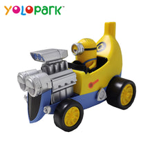 Load image into Gallery viewer, Minions - Hot Rod Banana Car