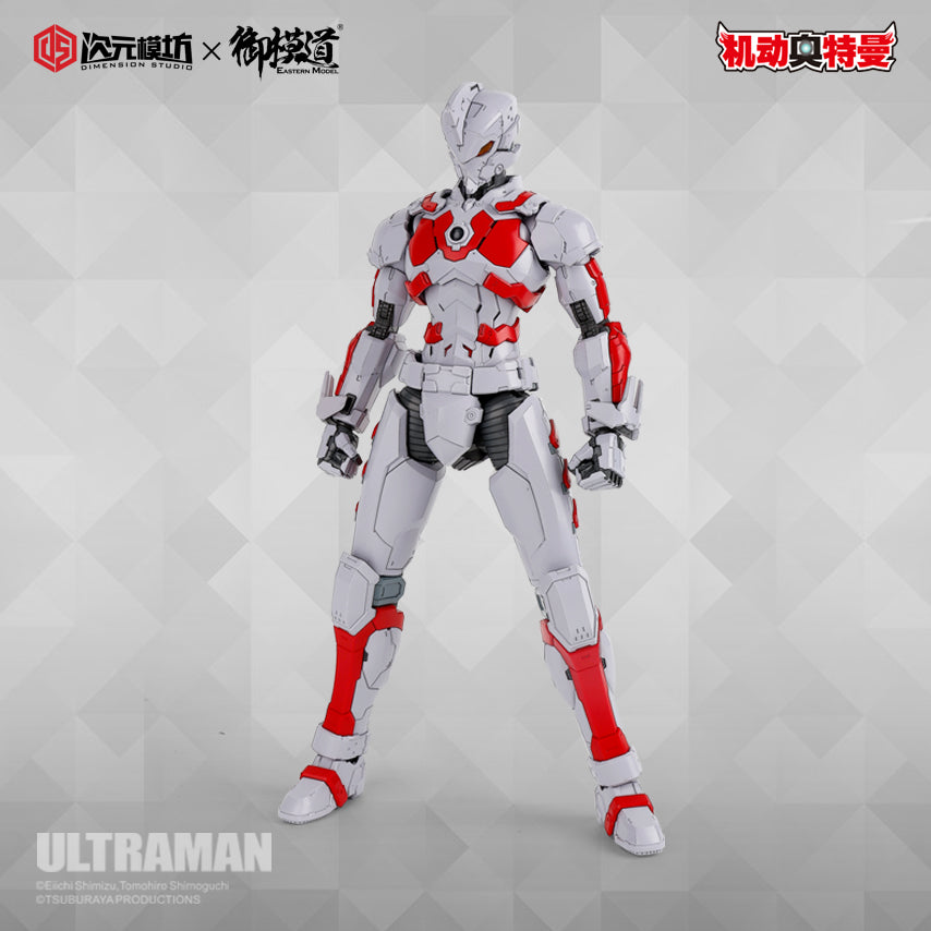 1/6 Scale Ultraman Ace (Unpainted PLAMO)