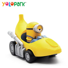 Load image into Gallery viewer, Minions - Stuart Banana Car