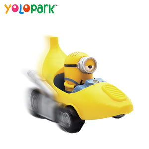 Minions - Stuart Banana Car