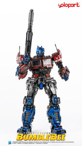 "BUMBLEBEE THE MOVIE : IIES 24"" Cybertronian Optimus Prime - Deluxe Version (DEPOSIT PAYMENT)"