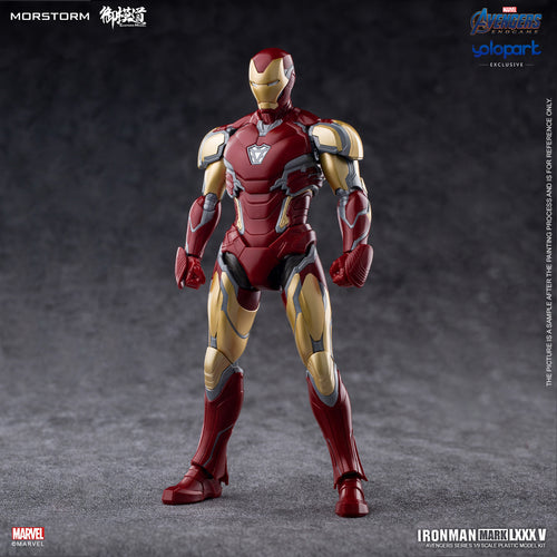 1/9 Scale Iron Man MK85 (PLAMO)- Normal Std Version