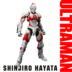 1/6 Scale Ultraman Shinjiro (Unpainted PLAMO)