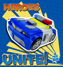 Load image into Gallery viewer, Rescue Bots - 12CM Chase Friction Car