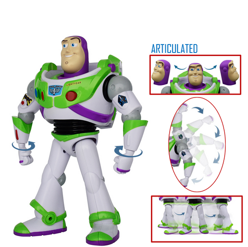 Toy Story 4 - Buzz LightYear Deluxe Version