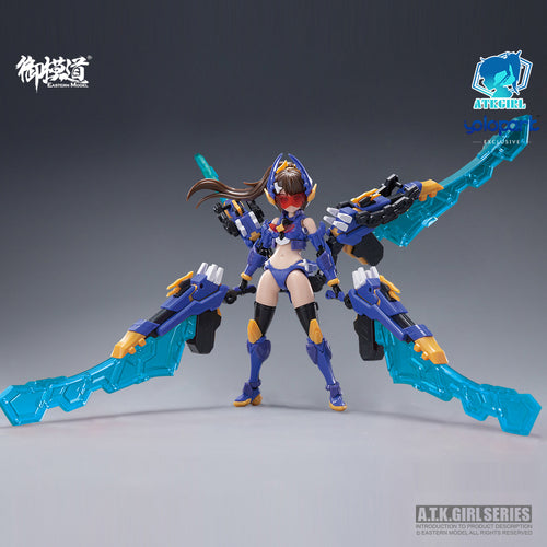 PRE-ORDER: 1/12 Scale A.T.K. Girl TITANS (Oversea Version)- PLAMO
