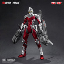 Load image into Gallery viewer, 1/6 Scale Ultraman Seven ver 7.3  (Painted PLAMO)