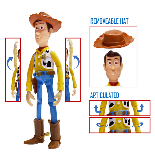 Toy Story 4 - Woody Deluxe Version