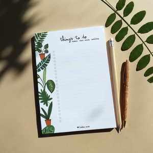 To Do List Plant Lovers