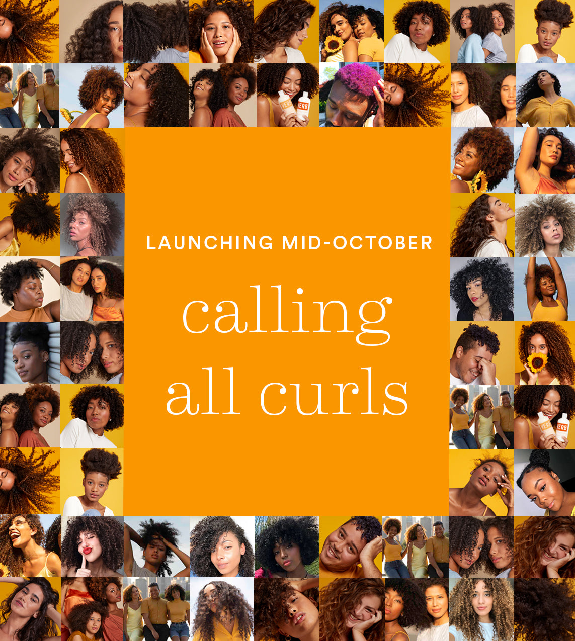 calling all curls