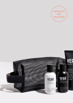 Verb Black Mesh Bag