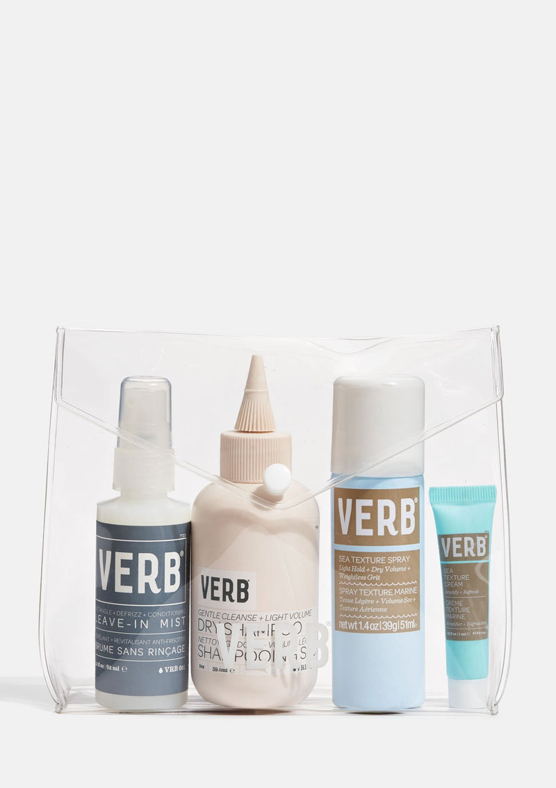 Verb Festival Kit: Texture + Protect