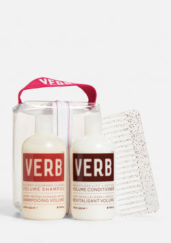 Verb Volume Duo - Shampoo and Conditioner Set