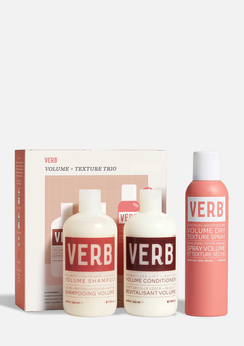Verb Volume + Texture Trio 2021
