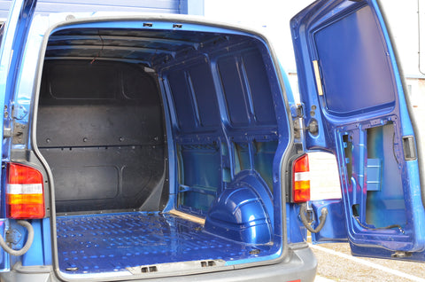 Project Volkswagen T5 Sound Proofing and Insulation – Sound